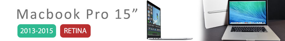 Macbook Pro Retina 15 2012-2015 (A1398)