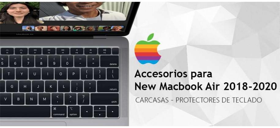 Carcasas new Macbook Air M1