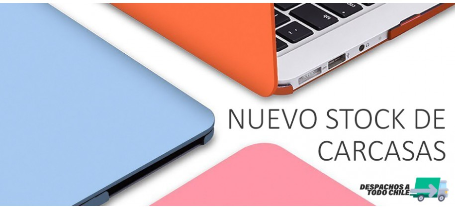 Carcasas Macbook