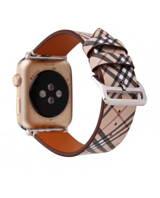 Correa AppleWatch Cuero Square 01 38mm / 40mm