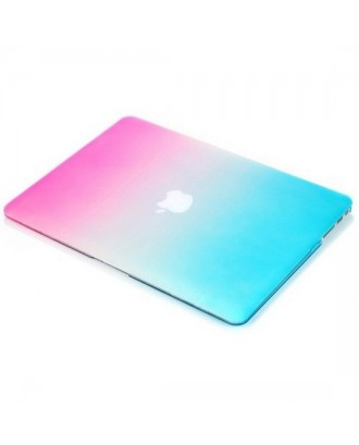 Carcasa New Macbook pro 13 Con y Sin Touch Arcoiris
