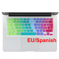 Protector Teclado Macbook Pro / Air / Retina 13 Arcoiris