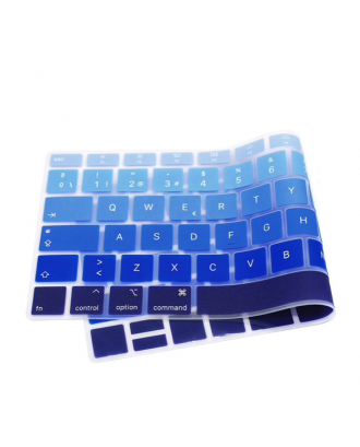 Protector Teclado Macbook Pro / Air / Retina 13 Multicolor
