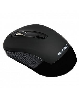 Mouse Inalambrico Wireless 1600DPI Tecmaster 382 Negro