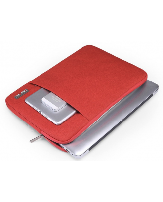 Funda Apple Macbook Pro Air Retina 13 / 13.3 Roja