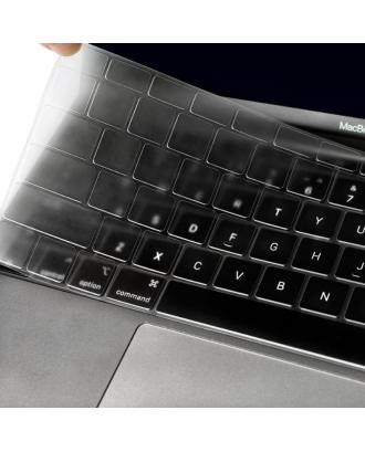 Protector Teclado Macbook Pro / Air / Retina 13 - Transparente