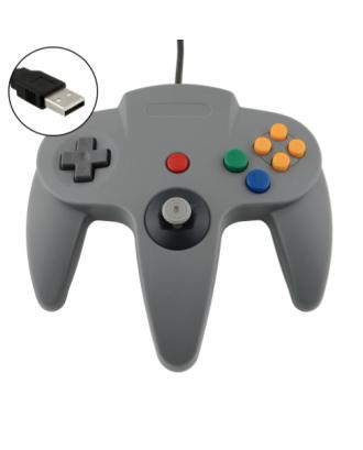 Joystick Usb Pc Diseño Nintendo 64 N64