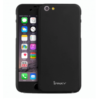Carcasa 360 Grados iPhone 6 Plus iPaky Negra