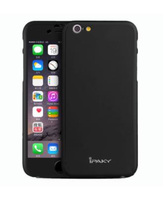 Carcasa 360 Grados iPhone 6 Plus iPaky Negra
