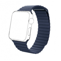Correa Para Applewatch magnetica azul 38mm / 40mm