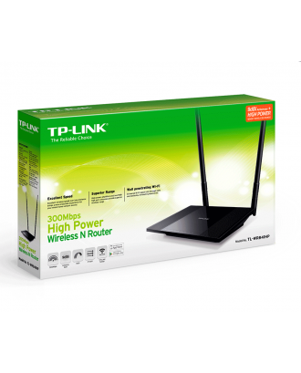 Router Inalambrico Alta potencia TP-Link TL-WR841HP 300mbps