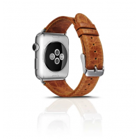 Correa Cuero Clasica Applewatch 42mm / 44mm Urvoi Cafe