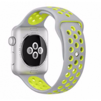 Correa Applewatch  Deportiva Gris Volt 42mm / 44mm