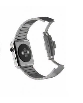 Correa Para Apple Watch Acero Black 42mm / 44mm