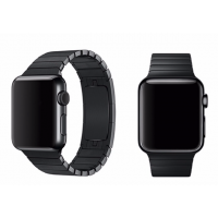 Correa Applewatch Acero Link Black 42mm