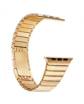 Correa Para Applewatch Acero Gold 38mm / 40mm