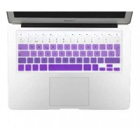 Protector Teclado Macbook Pro / Air / Retina 13 Degrade Lila
