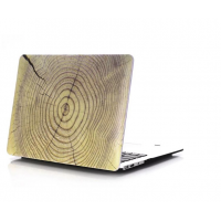 Carcasa Macbook Pro 13 / 13.3 CD Diseño Madera