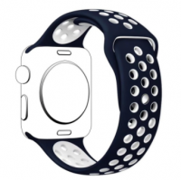 Correa Applewatch Deportiva Azul Celeste 42mm