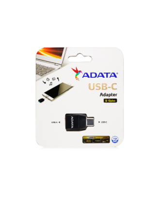 Adaptador USB-C a USB 3.1 Macbook Notebook Celulares ADATA