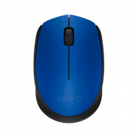 Mouse Inalámbrico Wireless Logitech M170 Azul