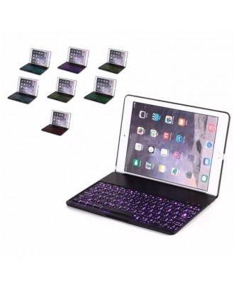 Funda Teclado Bluetooth Iluminado iPad Pro 11 2018 Negro ( A1934-A1980)