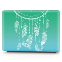 Carcasa Macbook Air 13 2018-2020 A1932-A2179 Dream Keeper Verde