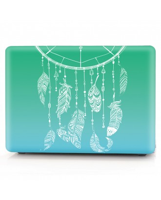 Carcasa Macbook Air 13 / 13.3 Dream Keeper Verde