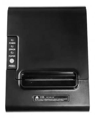 Impresora Térmica USB Pos 80mm Facturas Boletas Electrónicas  XP-Q200II