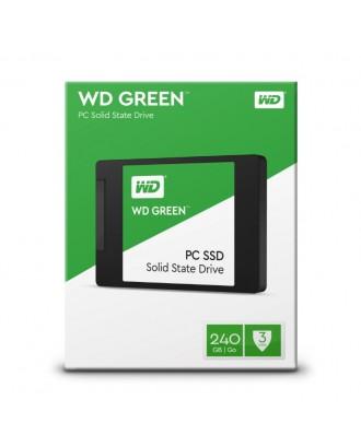 Disco Duro Estado Solido SSD Western Digital 240GB