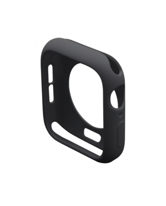 Protector Silicona Para Applewatch Negro 42mm