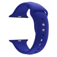 Correa Para Applewatch Silicona DB Azul 38mm
