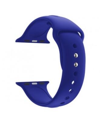 Correa Para Applewatch Silicona DB Azul 38mm / 40mm