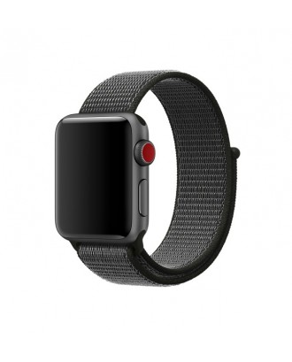 Correa Applewatch Nylon Bucle Gris 38mm / 40mm