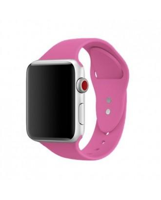 Correa Applewatch Silicona Deportiva Pink 42mm / 44mm