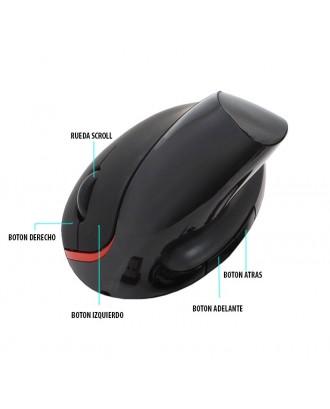 Mouse Ergonometrico Vertical USB