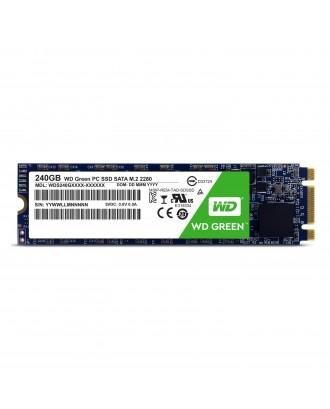 Disco Duro Estado Solido SSD M2 Western Digital 240GB