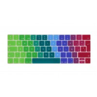 Protector Teclado Arcoiris Macbook Pro 13 / 15 Touch Bar