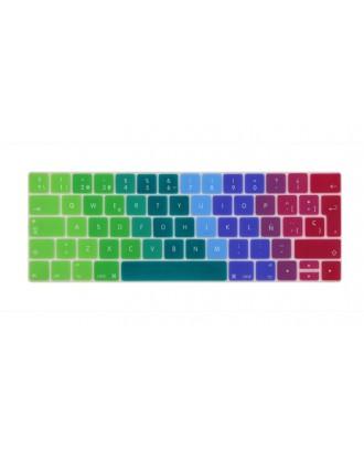 Protector Teclado Arcoiris Macbook Pro 13 / 15 Touch Bar