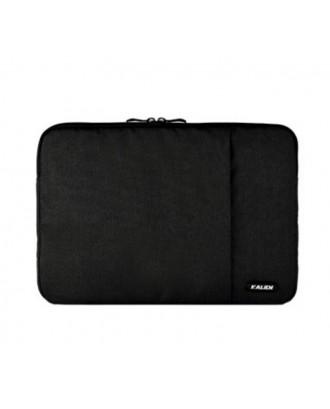 Funda Macbook Pro 13 Con Y Sin Touchbar Negra Acolchada Kalid