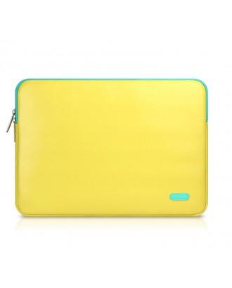 Funda Cuerina Macbook Pro Air Retina 13 / 13.3 Lemon Idools