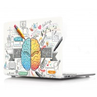 Carcasa Macbook Air 13 / 13.3 A1466 Brain Study