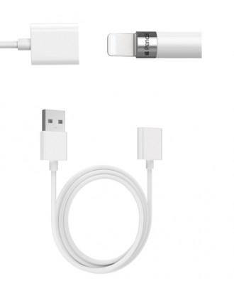 Adaptador de Carga USB Apple Pencil Lightning