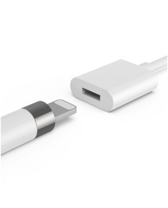 Adaptador de Carga USB Apple Pencil Lightning