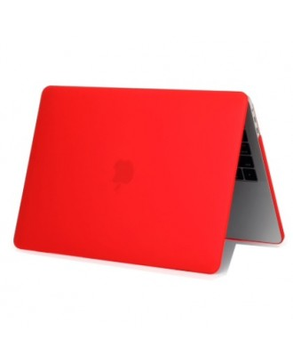 Carcasa New Macbook pro 13 Con y Sin Touch Bar Roja