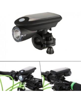 Linterna Led Solar Para Bicicleta 1200mah