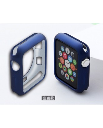 Protector Silicona Para Applewatch Azul 42mm