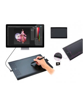 Tabla Digitalizadora HUION 1060Plus Profesional
