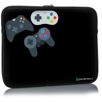 Funda Notebook Sleeve 17.3 Diseño Joystick FCT