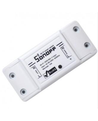 Interruptor Inteligente Inalambrico Wifi Sonoff